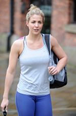 GEMMA ATKINSON Out in Manchester 04/14/2016