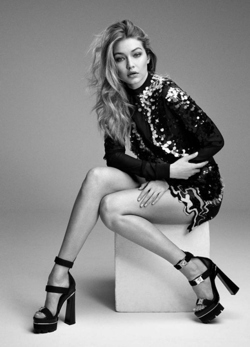 GIGI HADID in Vanity Fair Magazine