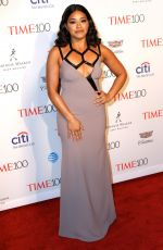 GINA RODRIGUEZ at 2016 time 100 Gala Most Influential People in World 04/26/2016