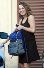GINGER ZEE at Dancing with the Stars Studio in Hollywood 04/24/2016