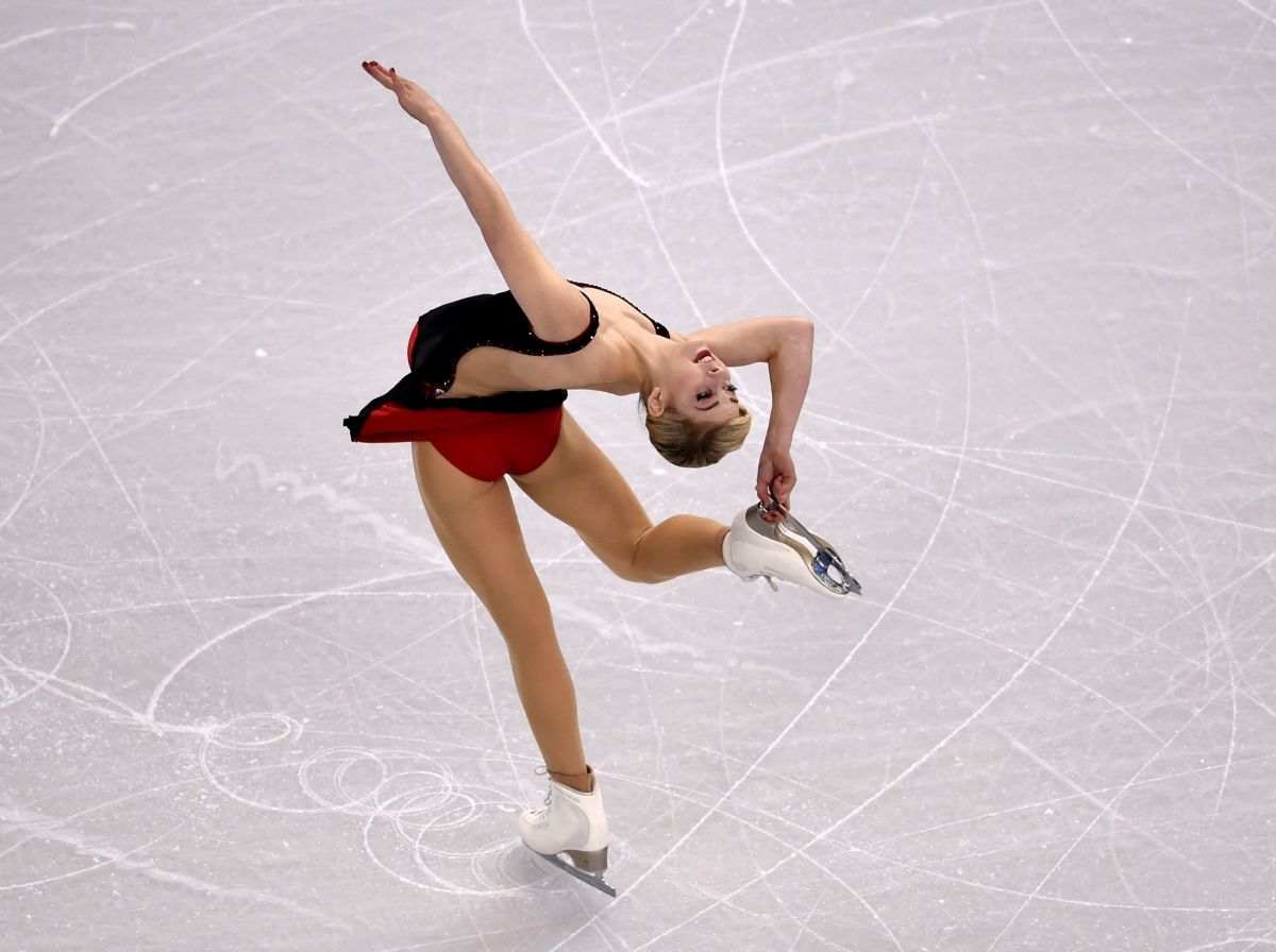 figure skater gracie gold