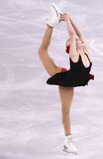 GRACIE GOLD at ISU World Figure Skating Championships in Boston 03/31/2016