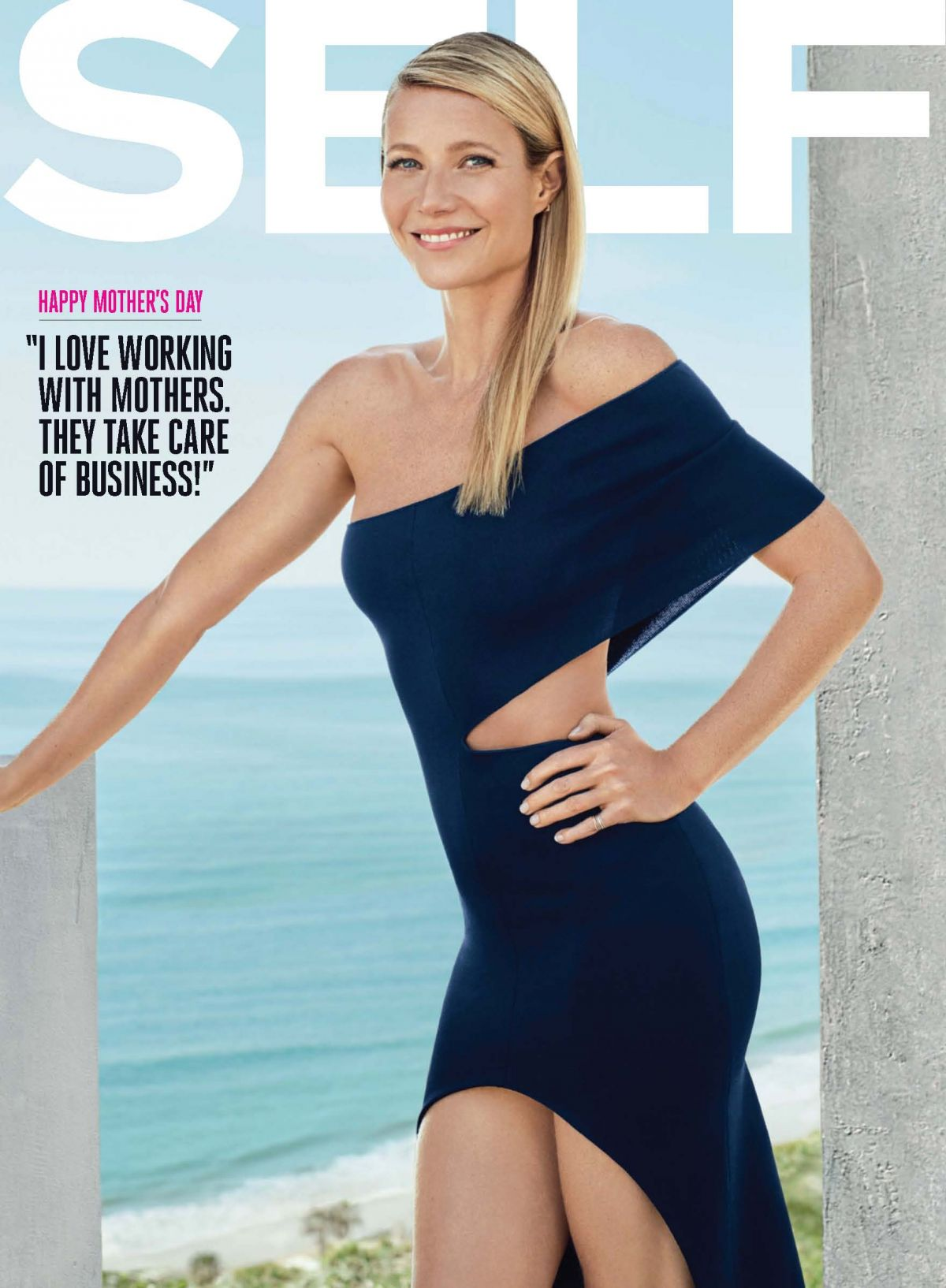 GWYNETH PALTROW in Self Magazine, May 2016 Issue