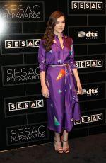HAILEE STEINFELD at 2016 Sesac Pop Music Awards in New York 04/18/2016