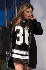 HAILEE STEINFELD at H&M Opening at Sundance Square in Fort Worth 04/20/2016