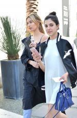 HAILEY BALDWIN Out Shopping in Beverly Hills  04/12/2016