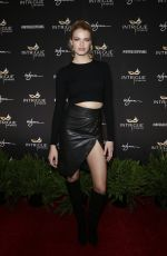 HAILEY CLAUSON at Intrigue Nightclub Opening in Las Vegas 04/29/2016