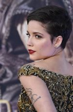 HALSEY at 'The Huntsman: Winter's War' Premiere in Westwood 04/11/2016