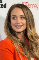 HANNAH DAVIS at Sports Illustrated Fashionable 50 Event in New York 04/12/2016