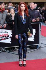 HANNAH MURRAY at Jameson Empire Awards in London 03/20/2016