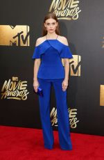 HOLLAND RODEN at 2016 MTV Movie Awards in Burbank 04/09/2016