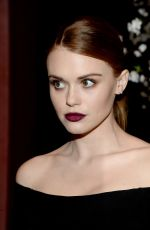 HOLLAND RODEN at Alice + Olivia by Stacey Bendet and Neiman Marcus Show in Los Angeles 04/13/2016