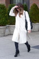 KATE BECKINSALE Out and About in New York 04/05/2016