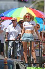 IGGY AZALEA at Miami Pride Parade 04/10/2016