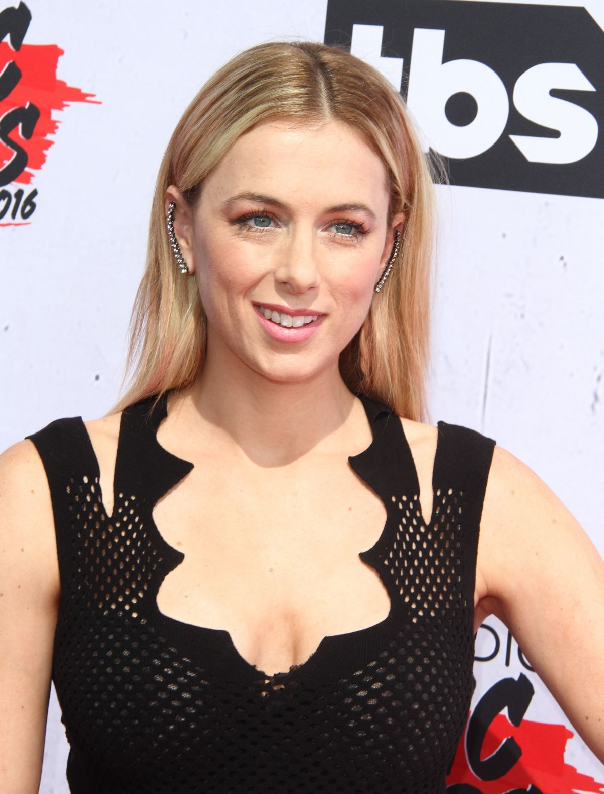 ILIZA SHLEZINGER at iHeartRadio Music Awards in Los Angeles 04/03/2016