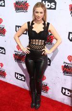 ILIZA SHLEZINGER at iHeartRadio Music Awards in Los Angeles 04/03/2016