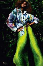 IMAAN HAMMAM in Vogue Magazine