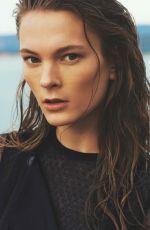 IRINA KURKOVA in Glamour Magazine, UK May 2016 Issue