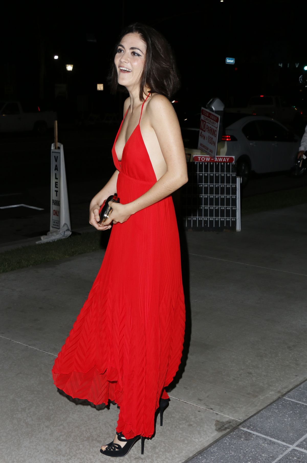 ISABELLE FUHRMAN at Alice + Olivia Present see-now-buy-now ...