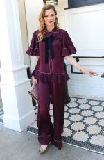 JAIME KING at Glamour's Game Changers Lunch in West Hollywood 04/20/2016