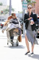 JAIME KING Out and About in Los Angeles 04/06/2016