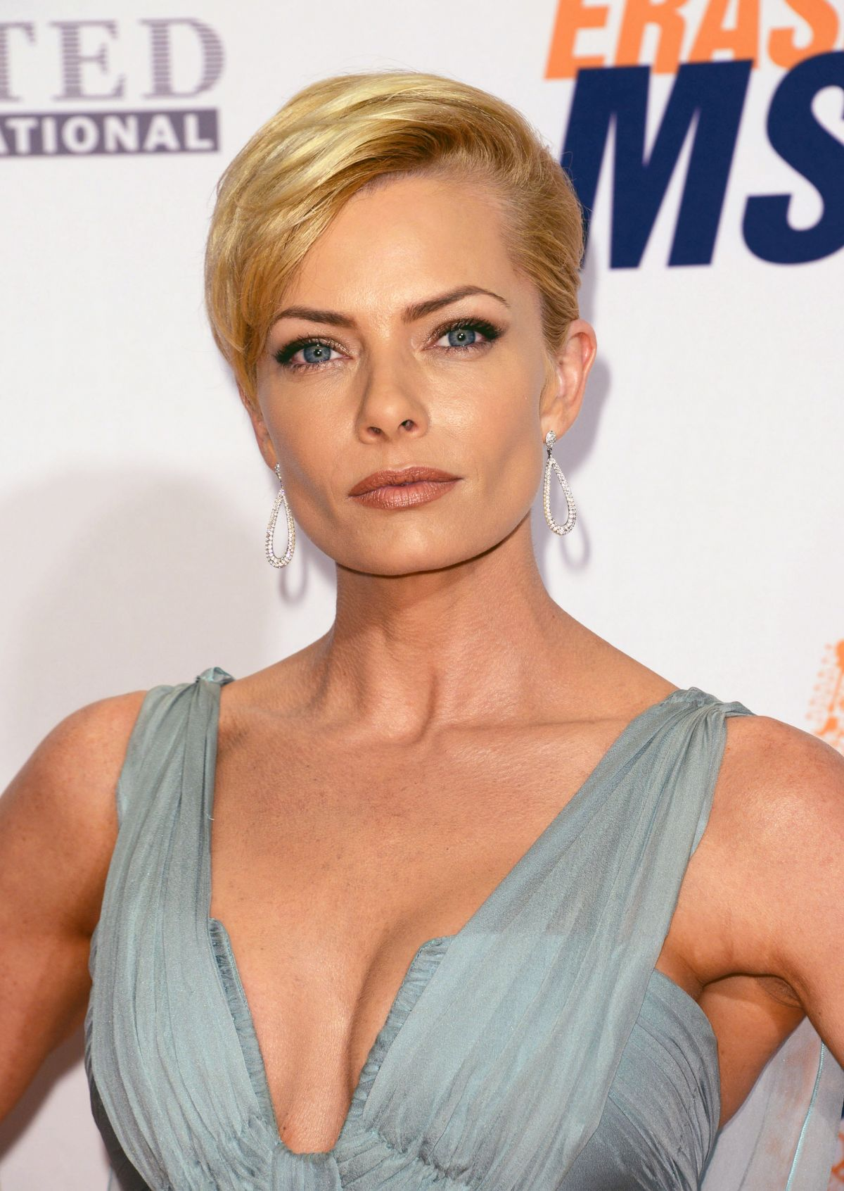 Jaime Pressly At 23rd Annual Race To Erase Ms Gala In