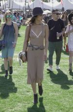 JAMIE CHUNG at Coachella Valley Music and Arts Festival in Indio 04/15/2016