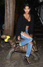 JASMIN WALIA at Mariah Carey After-show Party ay Nylon Club in London 03/23/2016