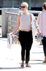 JENNIFER LAWRENCE Out and About in New York 04/17/2016