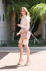 JENNIFER LOPEZ Out and About in Los Angeles 04/21/2016