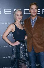JENNOFER LAWRENCE at Sony Presentation at Cinemacon in Las Vegas 04/12/2016