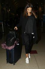 JESSICA ALBA at Los Angeles International Airport 04/18/2016