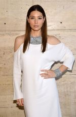 JESSICA BIEL at Tiffany & Co. Blue Book Gala in New York 04/15/2016