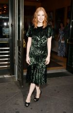 JESSICA CHASTAIN at
