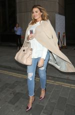 JESSICA WRIGHT at Summer Dreams by Georgia K Launch Party in London 04/28/2016