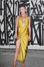 JOANNA KRUPA Celebrates Brithday Dinner at Craigs in West Hollywood 04/23/2016