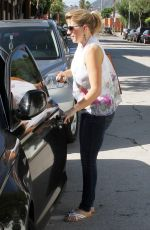 JODIE SWEEETIN at DWTS Studios in Hollywood 04/22/2016
