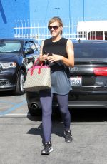 JODIE SWEETIN Arrives at Dancing With The Stars in Hollywood 04/27/2016