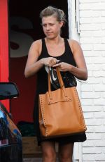 JODIE SWEETIN at DWTS Rehersal in Hollywood 04/17/2016
