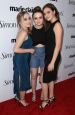 JOEY KING at Marie Claire Hosts Fresh Faces Party in Los Angeles 04/11/2016