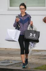 JORDANA BREWSTER Out Shopping in Beverly Hills 04/08/2016