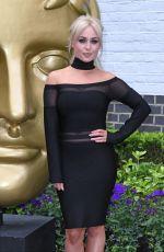 JORGIE PORTER at British Academy Television Craft Awards in London 04/24/2016