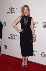 JUDY GREER at 'Elvis and Nixon' Premiere at Tribeca Film Festival 04/18/2016