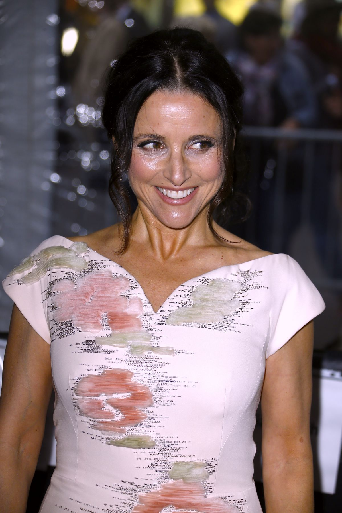 Julia Louis Dreyfus Body Weight Bra Size: JULIA LOUIS-DREYFUS At 2016 Time 100 Gala Most Influential