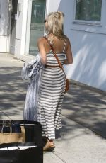 JULIANNE HOUGH Out and About in Beverly Hills 04/14/2016