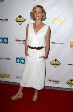 JULIE BOWEN at Milk + Bookies 7th Annual Story Time Celebration in Los Angeles 04/17/2016