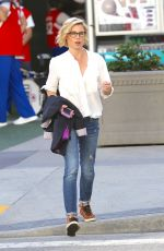 JULIE BOWEN Out and About in Los Angeles 04/20/2016