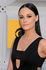 KACEY MUSGRAVES at 51st Annual ACM Awards in Las Vegas 04/03/2016