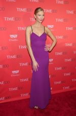 KARLIE KLOSS at 2016 time 100 Gala Most Influential People in World 04/26/2016