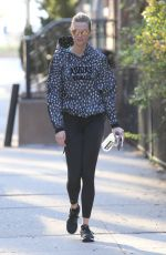 KARLIE KLOSS Out and ABout in New York 04/20/2016